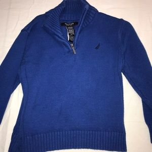 Nautica 1/4 Zip Sweater
